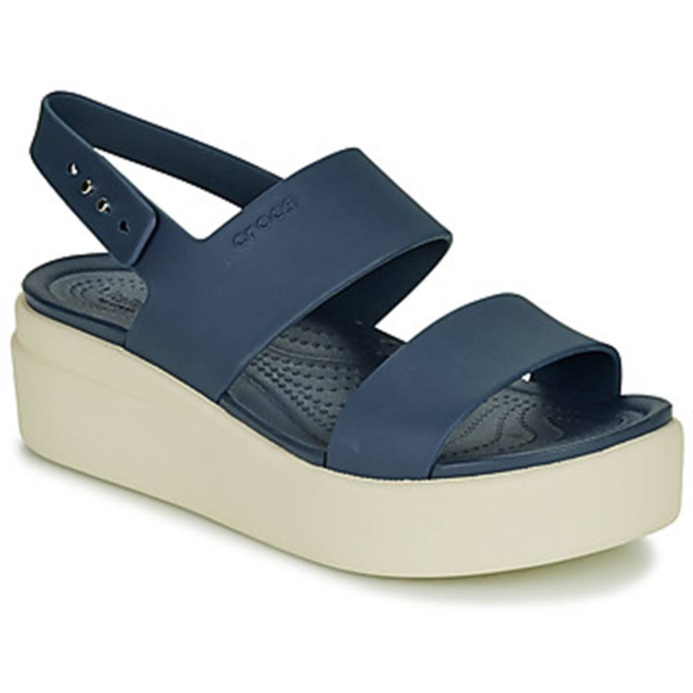 Crocs Sandále Crocs  CROCS BROOKLYN LOW WEDGE W