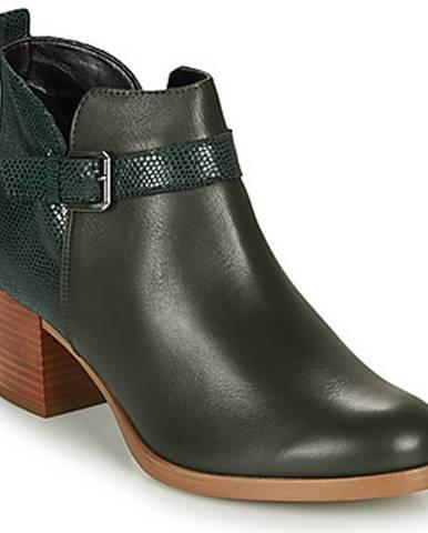 Zelené topánky André