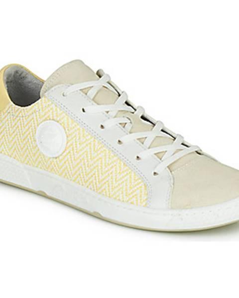 Žlté tenisky Pataugas