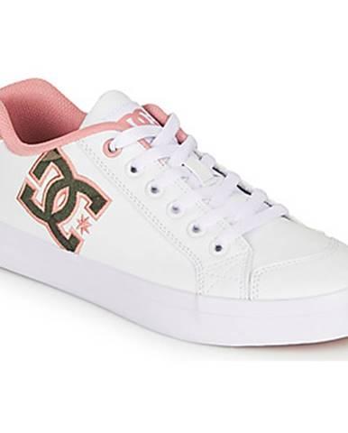 Biele tenisky DC Shoes