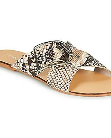 Viacfarebné topánky Jonak