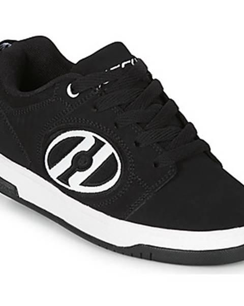 Čierne topánky Heelys