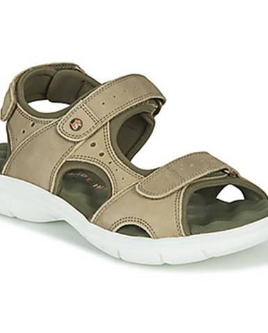 Zelené sandále Panama Jack