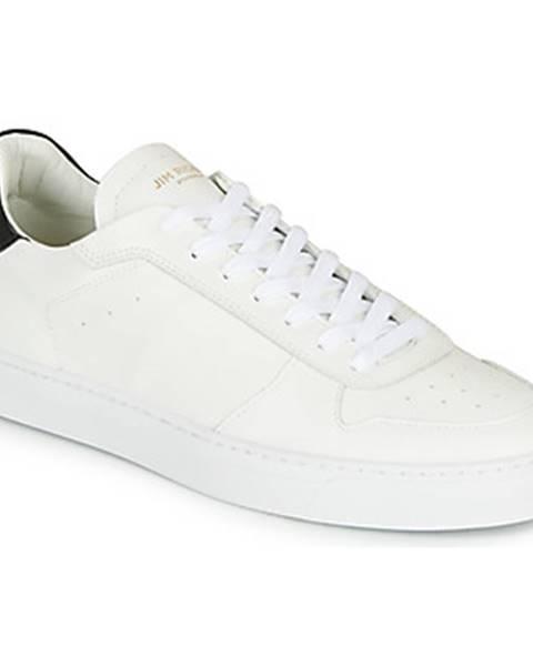 Biele tenisky Jim Rickey