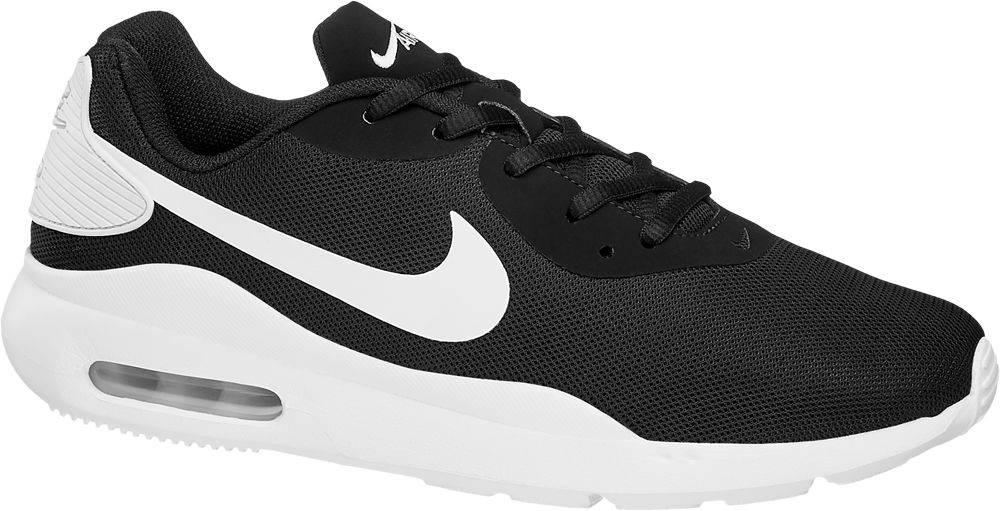 Nike NIKE - Čierne tenisky Nike Air Max Oketo