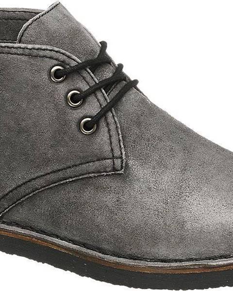 Sivé topánky AM SHOE