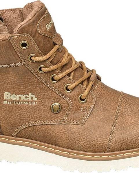 Hnedé topánky Bench