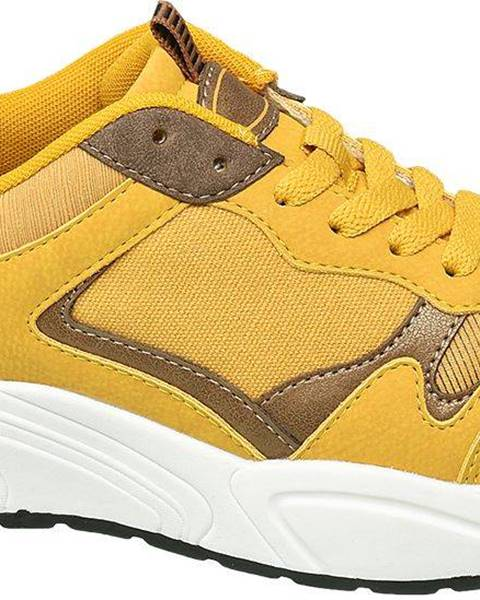 Žlté tenisky Graceland