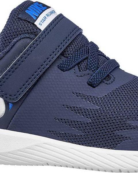 Tmavomodré tenisky Nike