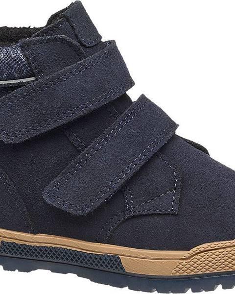 Modré topánky Bartek
