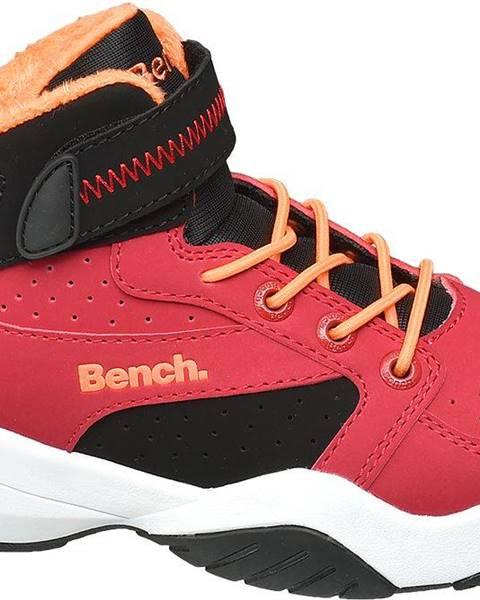 Červené tenisky Bench