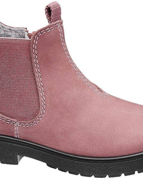 Ružové topánky Elefanten