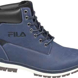 Fila - Modrá členková obuv Fila