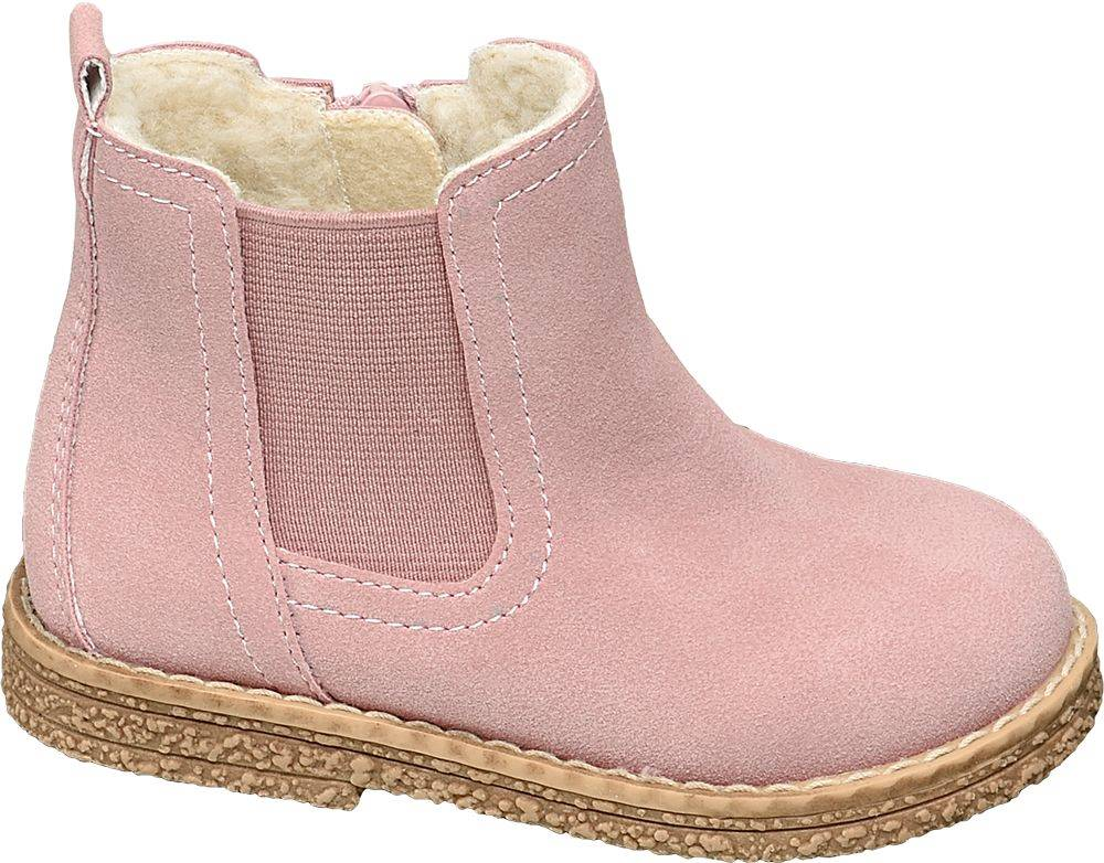 Cupcake Couture Cupcake Couture - Ružová členková obuv na zips Cupcake Couture