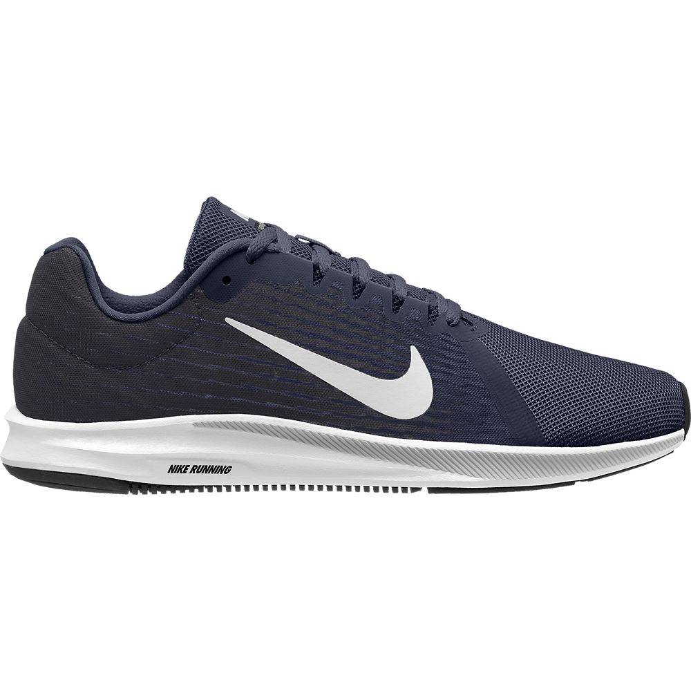 Nike NIKE - Modré tenisky Nike Downshifter
