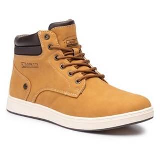 Šnurovacia obuv Lanetti MP07-171017-01 Ekologická koža/-Ekologická koža