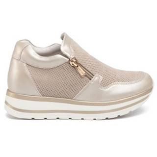 Členkové topánky Jenny Fairy WYL1710-1 Materiał tekstylny,koža ekologická