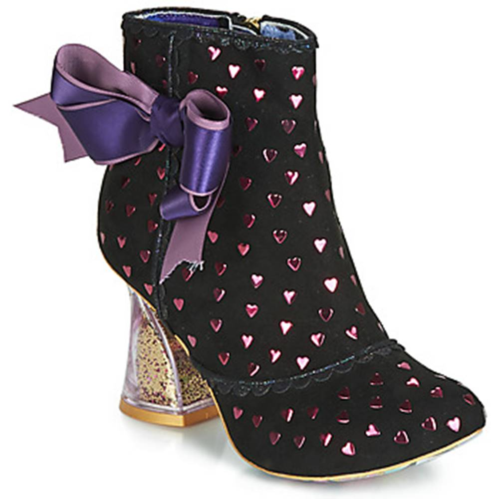 Irregular Choice Čižmičky Irregular Choice  OUTTA TIME