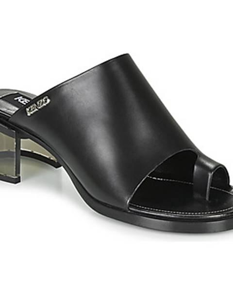 Čierne topánky Kenzo