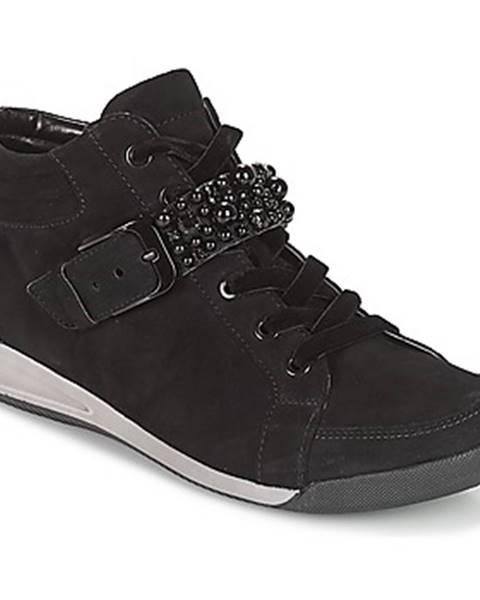 Čierne tenisky Ara