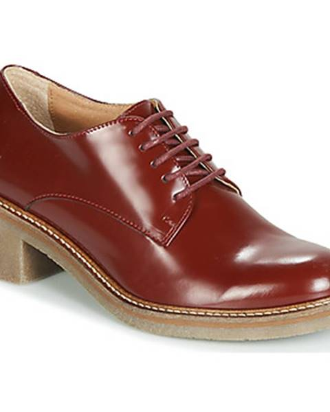 Červené topánky Kickers