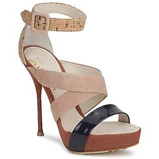 Sandále John Galliano  AN6363