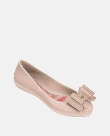 Ružové balerínky Zaxy