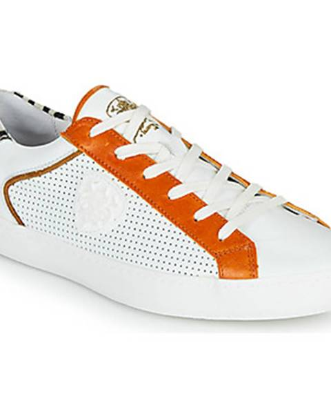 Biele tenisky Philippe Morvan