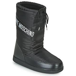 Obuv do snehu Love Moschino  SKI BOOT