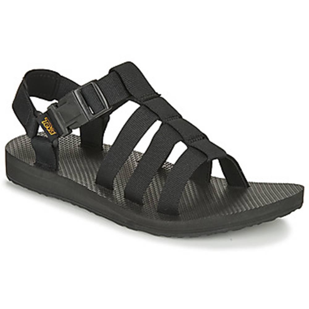 Teva Sandále Teva  ORIGINAL DORADO