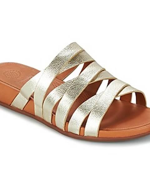 Zlaté topánky FitFlop