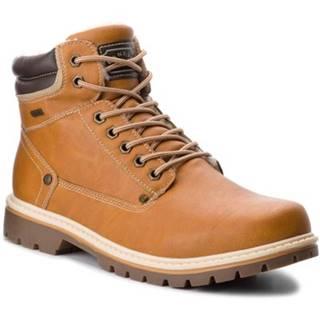 Šnurovacia obuv Lanetti MP07-15658-02BIG Ekologická koža/-Ekologická koža