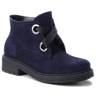 Šnurovacia obuv Lasocki D790 koža(useň) zamšová