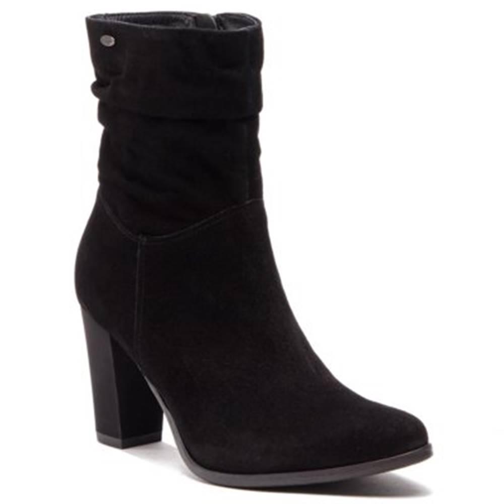 Lasocki Členkové topánky Lasocki 4408-07 koža(useň) zamšová