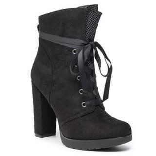Šnurovacia obuv Jenny Fairy WYL1880-1 Látka/-Materiál