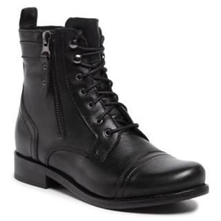 Šnurovacia obuv Lasocki 70174-20 Prírodná koža(useň) - Lícova
