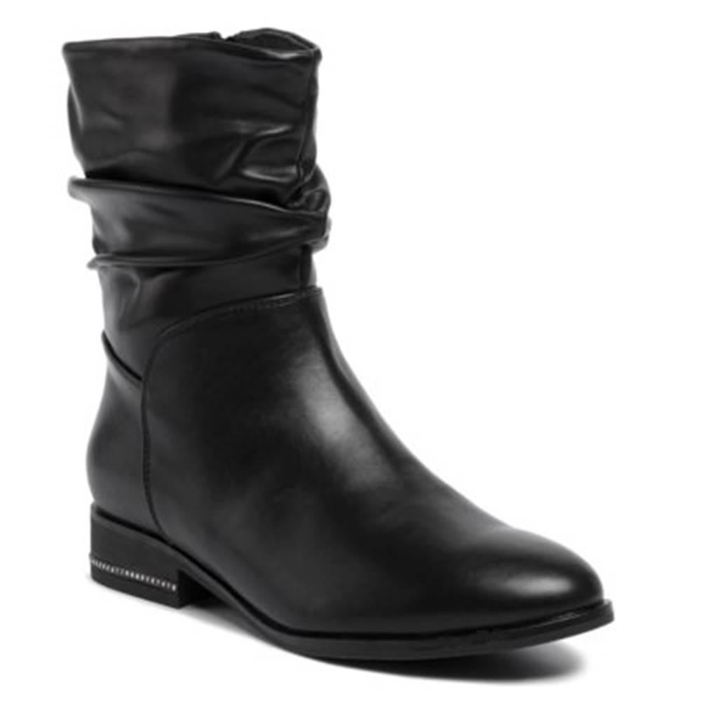 Jenny Fairy Členkové topánky Jenny Fairy WS2901-01 koža ekologická