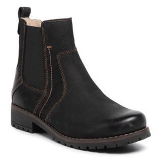 Členkové topánky Lasocki WI20-SYRENA-11 nubuk