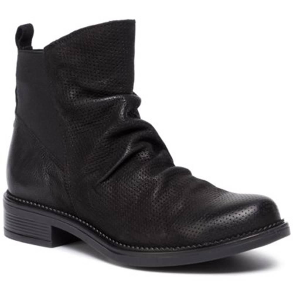 Lasocki Členkové topánky Lasocki ARC-TULIA-18 Materiał tekstylny,koža(useň) lícová