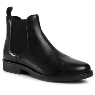 Členkové topánky Lasocki for men MI08-C608-586-16 koža(useň) lícová