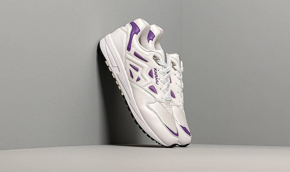 Karhu Karhu Legacy Bright White/ Tillandsia Purple