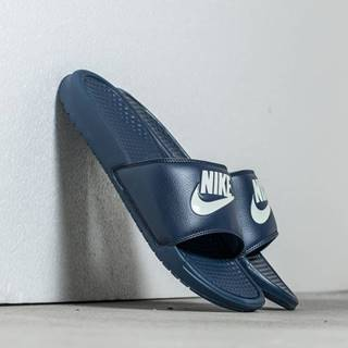 Nike Benassi Jdi Midnight Navy/ Windchill