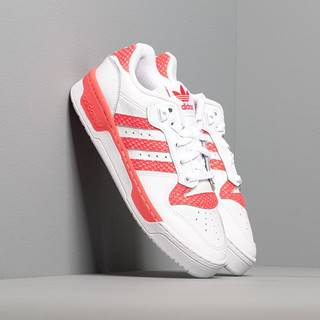 adidas Rivalry Low W Ftw White/ Ftw White/ Shock Red
