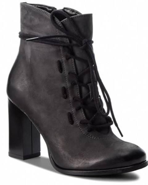 Šedé topánky Lasocki