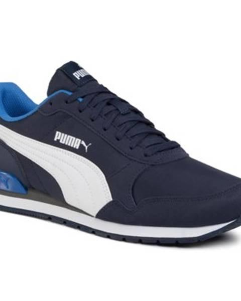 Tmavomodré topánky Puma