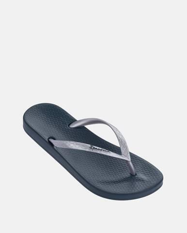 Tmavomodré papuče Ipanema