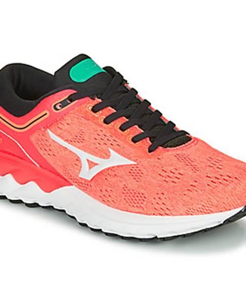 Ružové topánky Mizuno