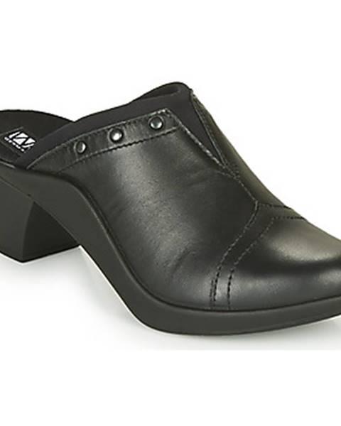 Čierne topánky Romika Westland