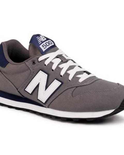 Šedé topánky New Balance
