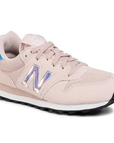 Ružové topánky New Balance